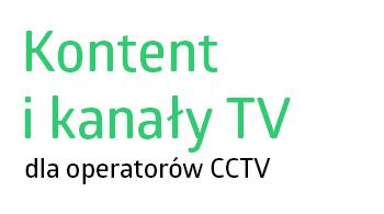 Kontent i kanały TV